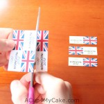 Union Jack & Olympic Flag